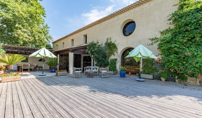 Propriété avec jardin Marseillan