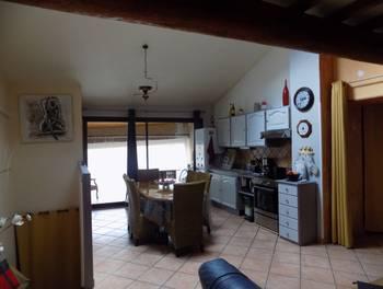 Appartement 3 pièces 77,26 m2