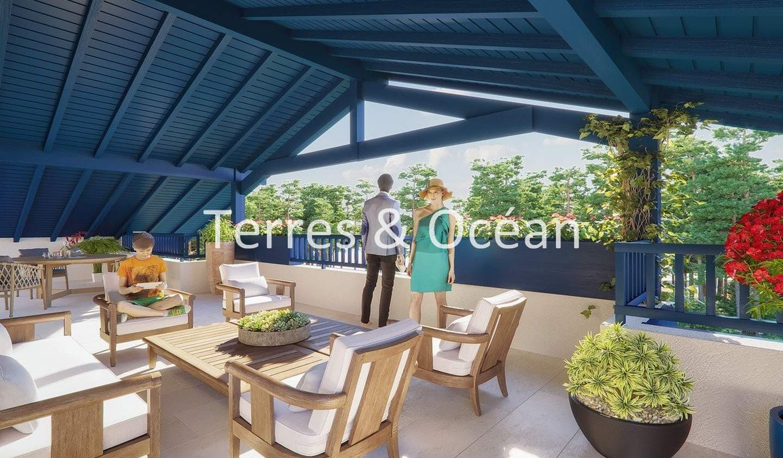 Appartement avec terrasse Hossegor
