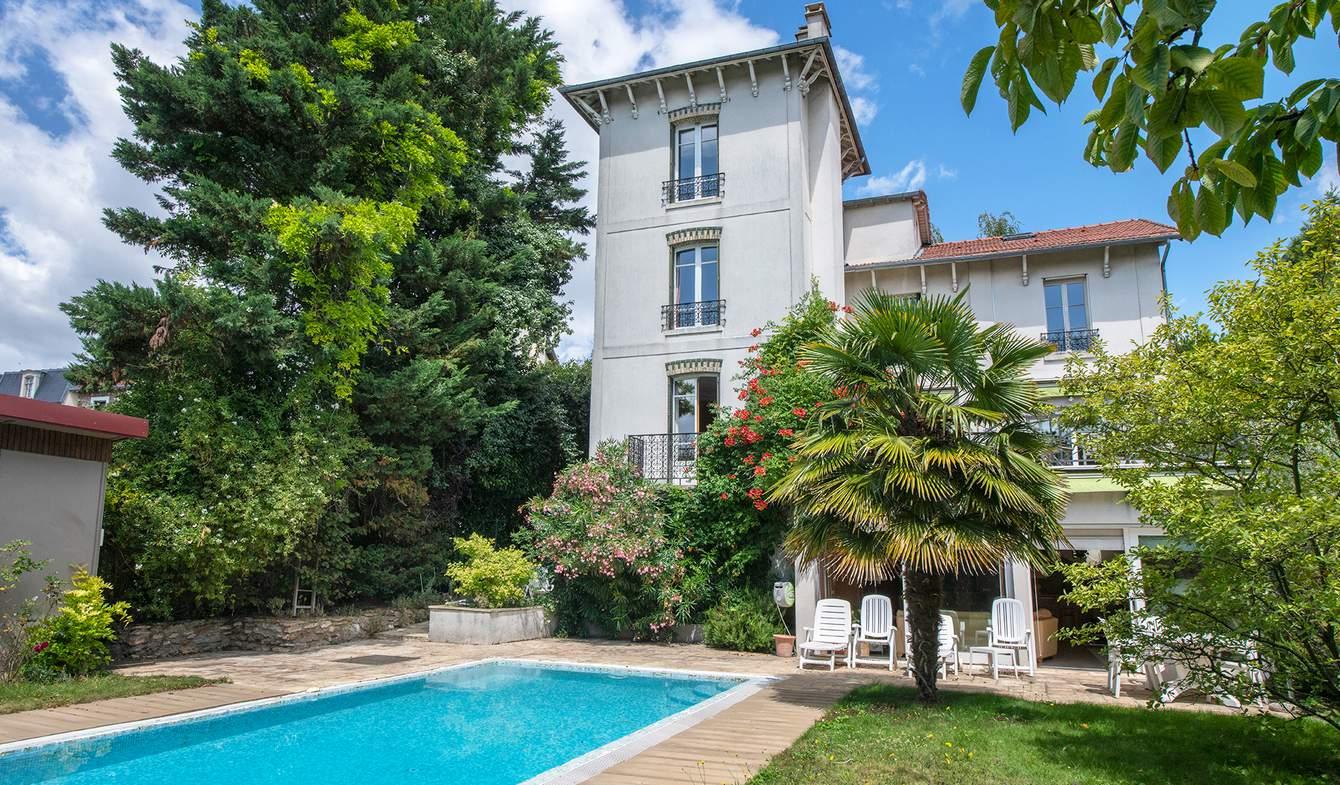 Maison avec piscine Saint-Cloud