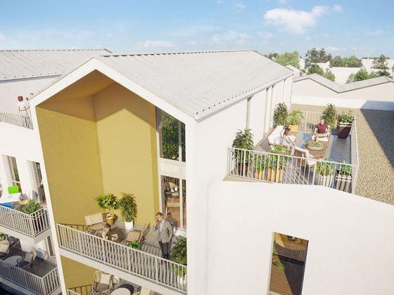 Vente appartement 4 pièces 90,47 m2