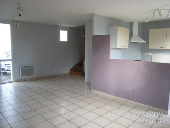 Vente duplex 4 pièces 64 m2