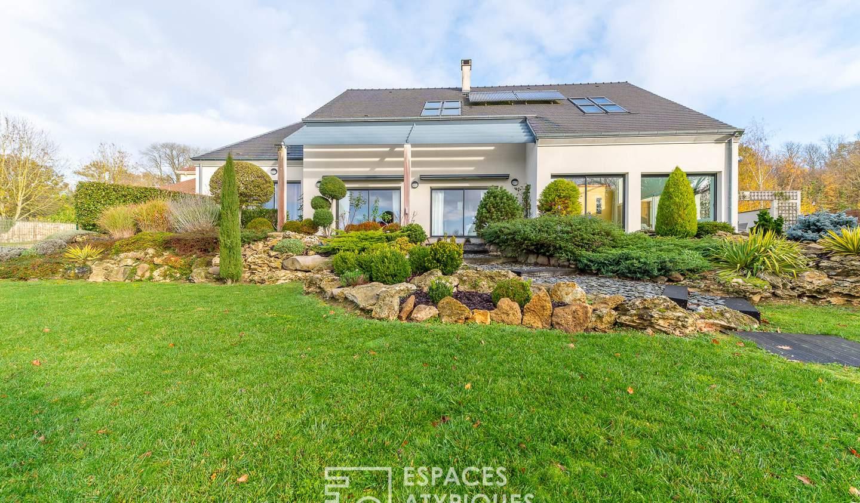 Maison avec piscine et terrasse Coulommiers