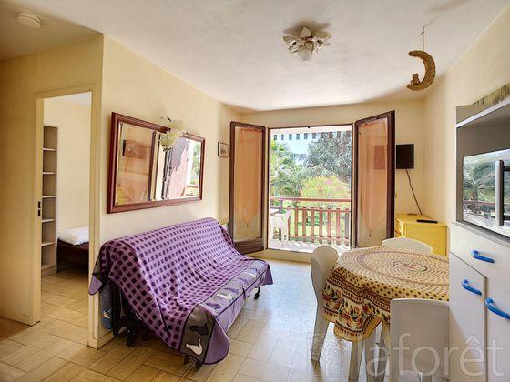 Vente appartement 2 pièces 23,6 m2