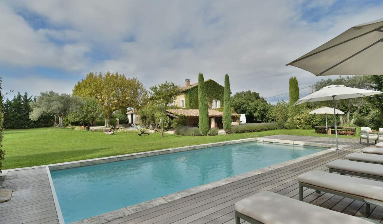 Maison avec piscine Robion