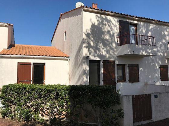 Vente maison 4 pièces 78,14 m2