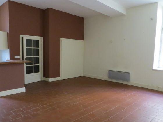 Vente appartement 2 pièces 57 m2