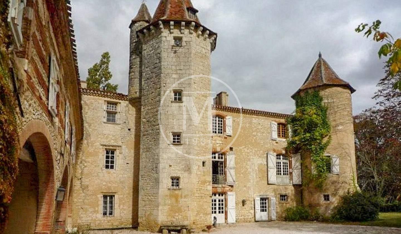 Château Mauvezin