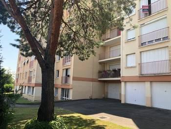 Appartement 4 pièces 73,22 m2