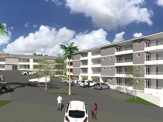 Vente appartement 3 pièces 58,03 m2