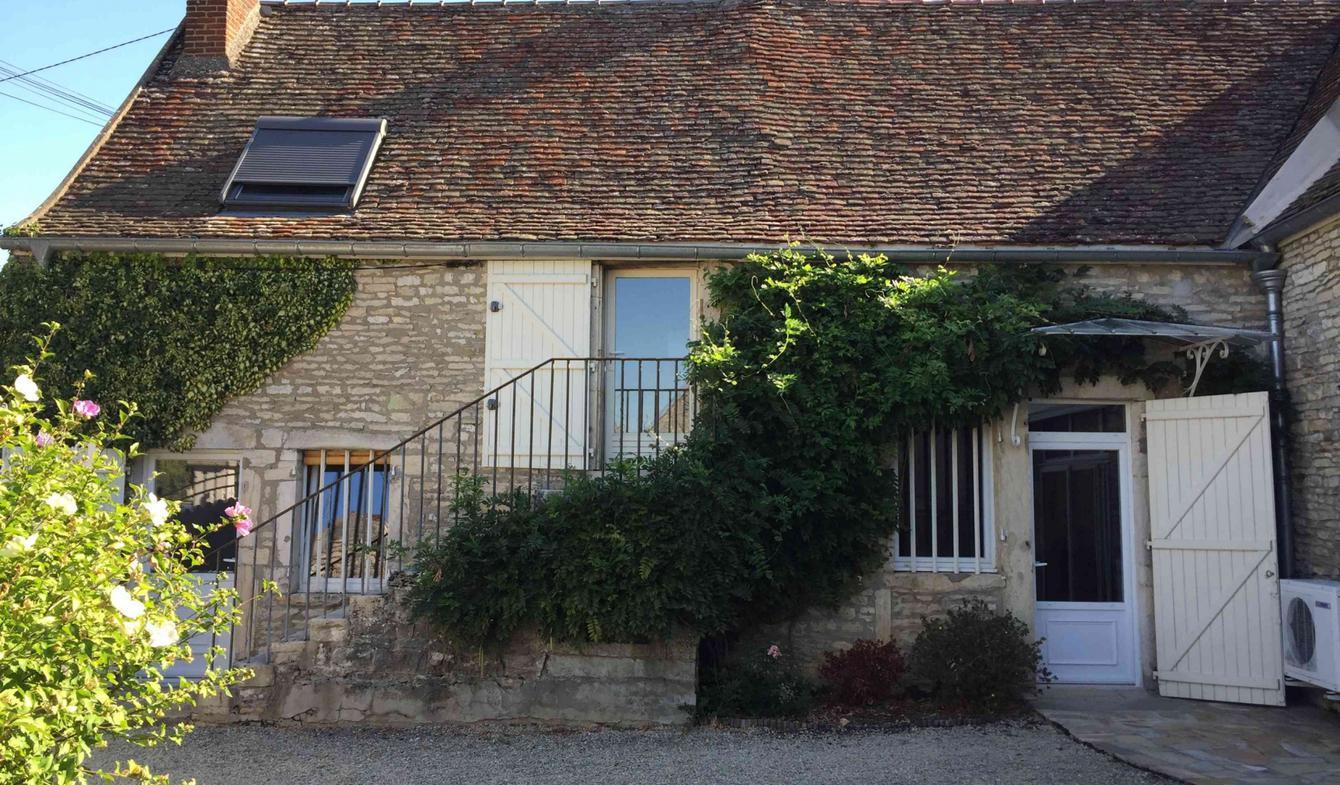 Maison avec piscine et terrasse Merceuil