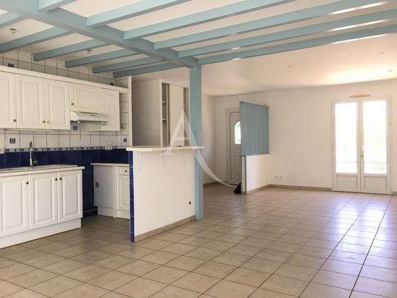 Vente maison 5 pièces 105,3 m2