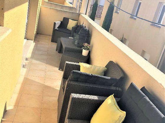 Vente appartement 3 pièces 75 m2