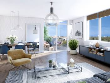 Appartement 4 pièces 79,63 m2