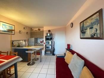 Appartement 3 pièces 40,34 m2