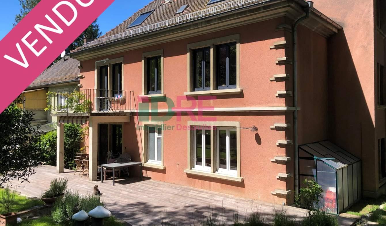 House Mulhouse