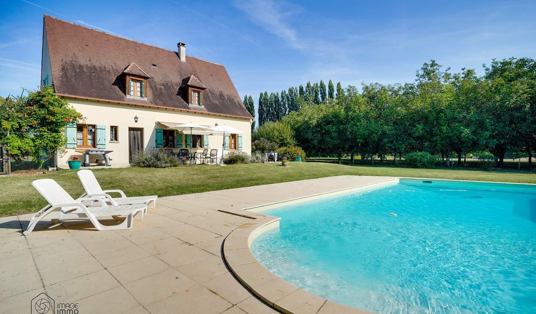 Maison avec piscine Trémolat