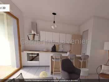 Appartement 3 pièces 67,51 m2