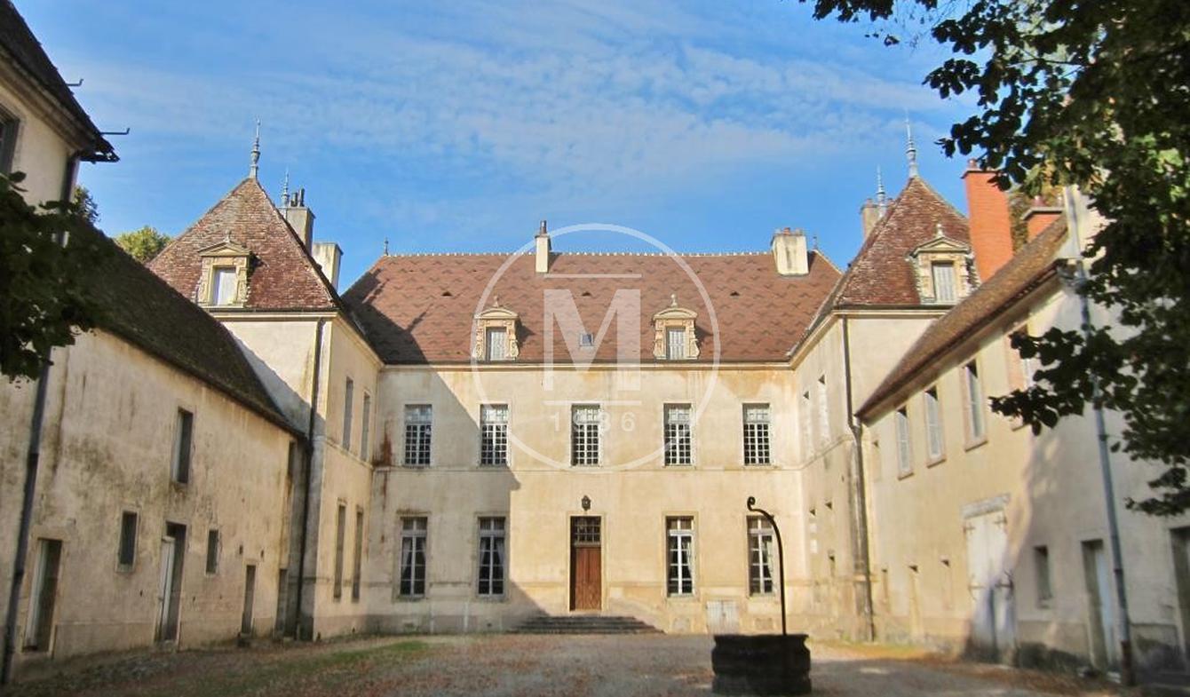 Castle Nuits-Saint-Georges