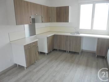 Appartement 2 pièces 45,8 m2
