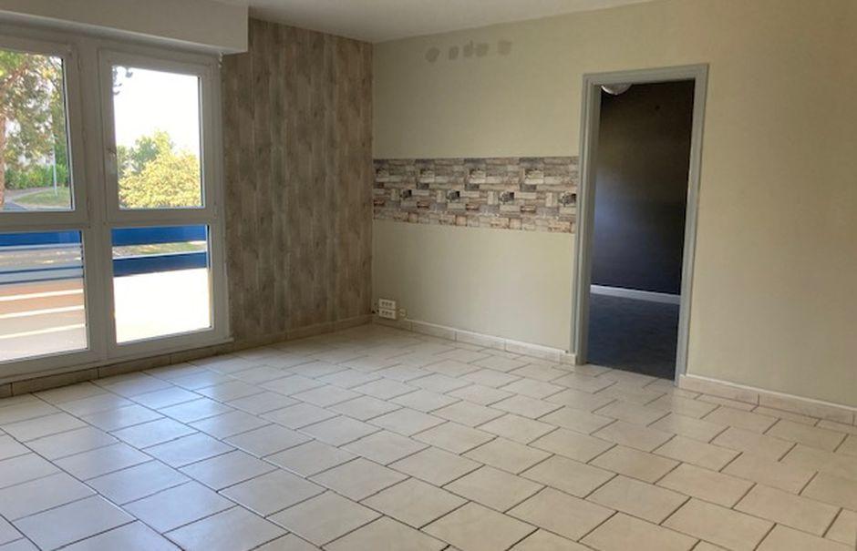Vente appartement 4 pièces 76 m² à Laon (02000), 76 900 €