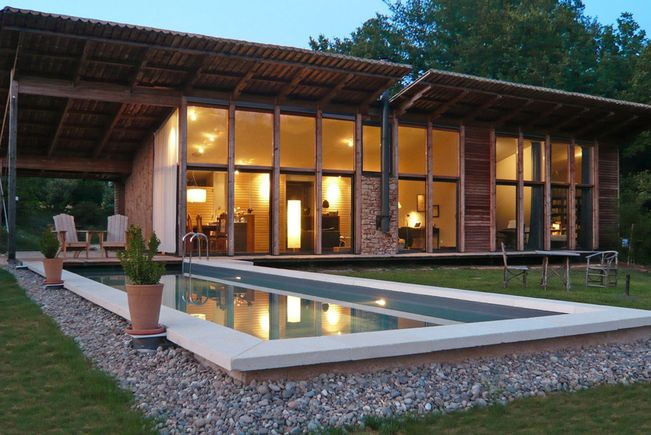 Maison avec parc paysager sarlat la caneda for 8 maison parc crt