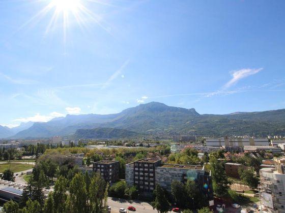 vente Appartement 4 pièces 105 m2 Grenoble