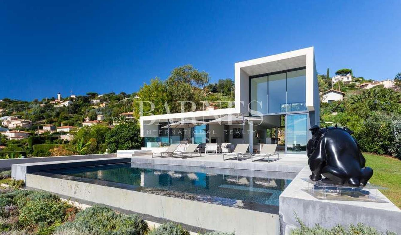 House with pool Le golfe juan