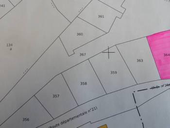 Terrain 816 m2