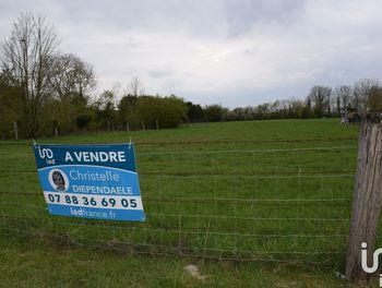 terrain à Brissy-Hamégicourt (02)