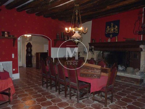Vente château 15 pièces 1000 m2