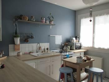 Appartement 2 pièces 55,2 m2