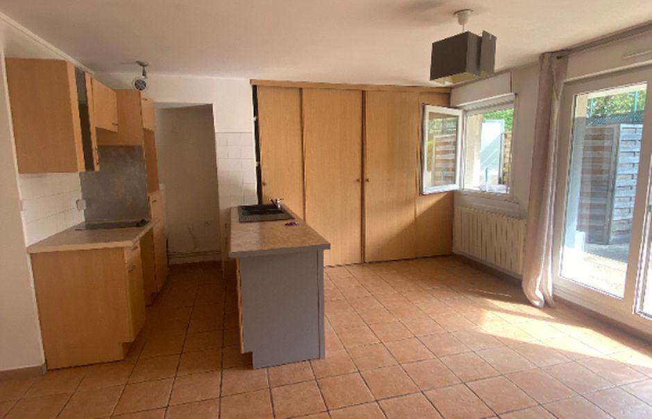 Location  studio 1 pièce 31.11 m² à Rosny-sous-Bois (93110), 629 €