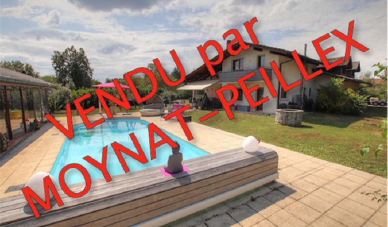 Villa avec piscine Sciez