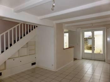 Maison 4 pièces 81,9 m2