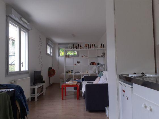 Vente studio 33,25 m2