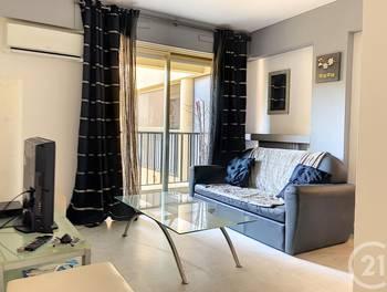 Appartement meublé 2 pièces 50,2 m2