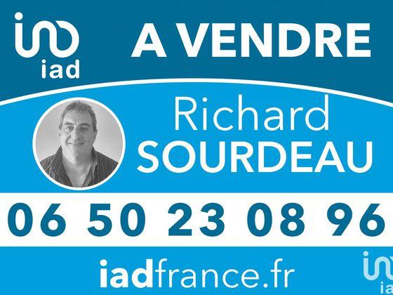 Vente terrain 683 m2