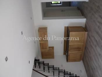 Appartement 3 pièces 42,05 m2