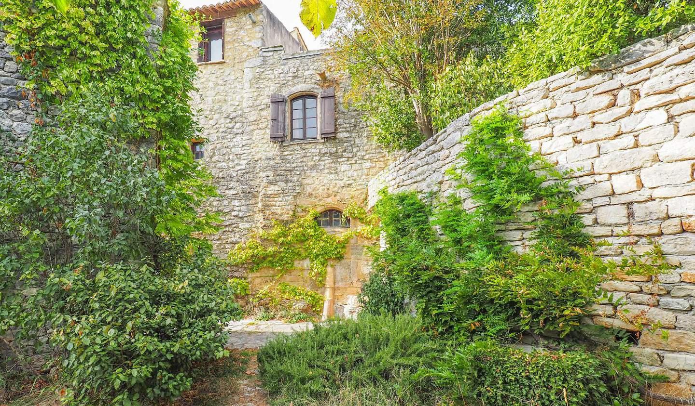 Maison avec terrasse Goudargues