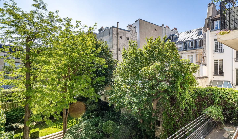 Apartment with terrace Paris 7th