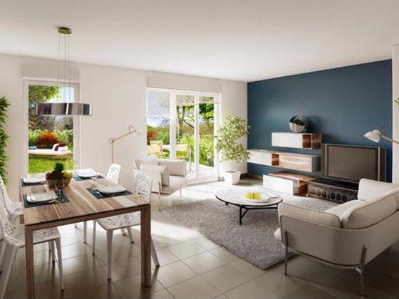 vente Appartement 4 pièces 82,6 m2 Grenoble
