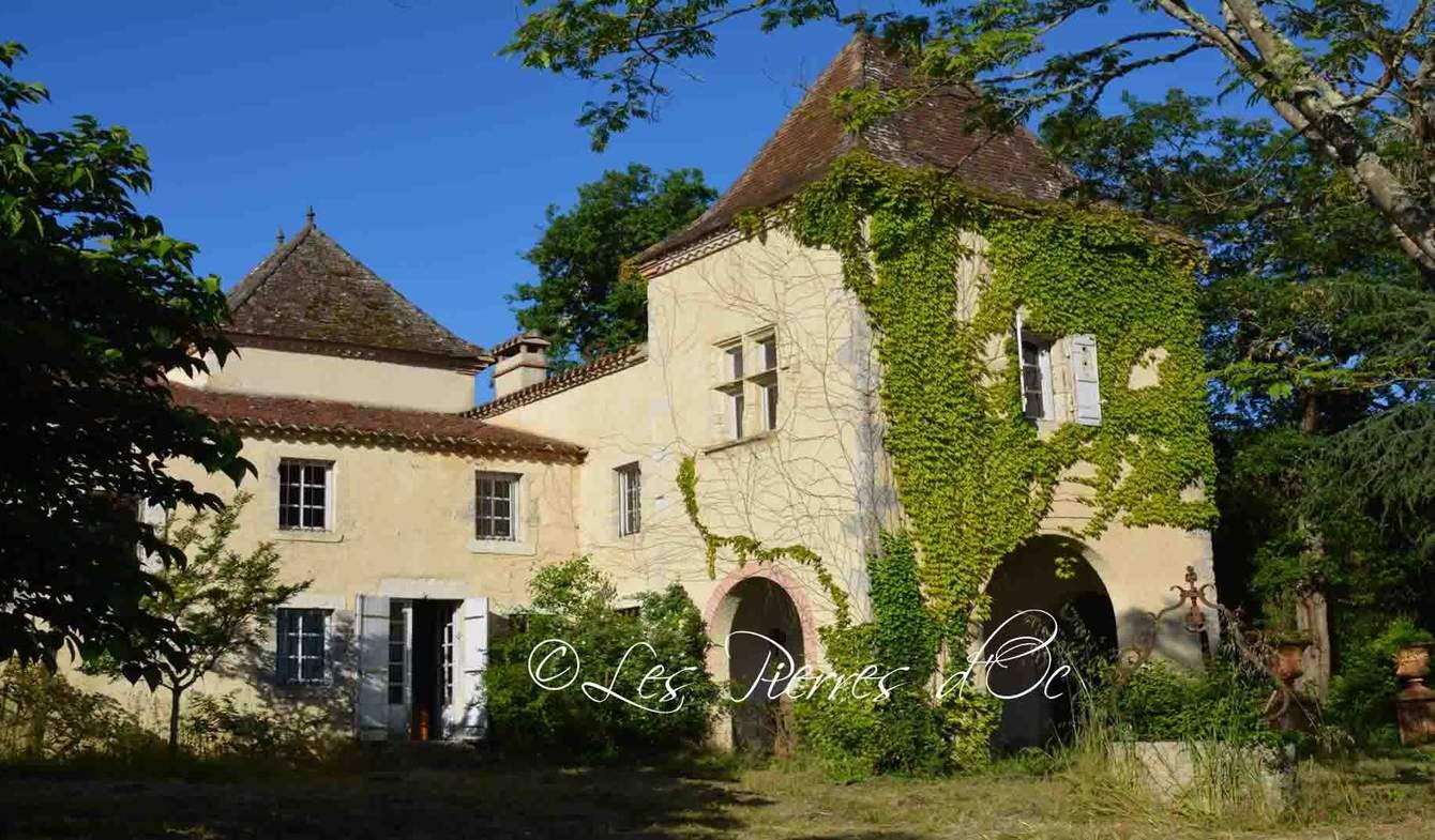 Maison avec jardin et terrasse Nérac