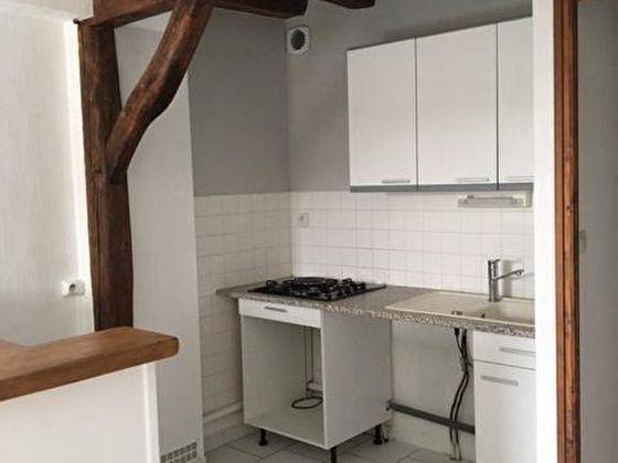 Location appartement 2 pièces 51,89 m2