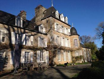 château à Avranches (50)