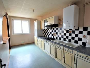 Appartement 4 pièces 72,52 m2