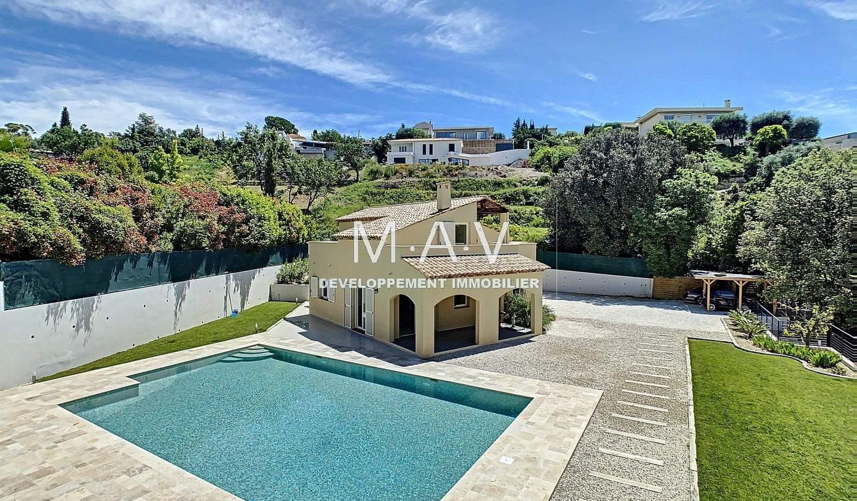 Maison avec piscine et terrasse Nice