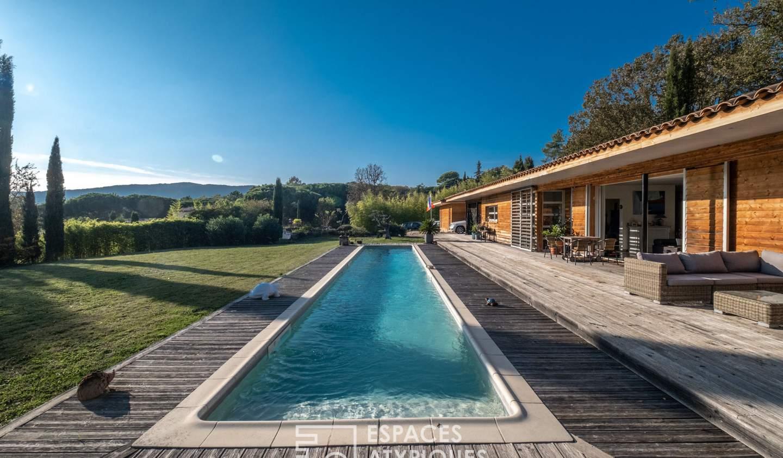 Maison avec piscine Bagnols-en-Forêt