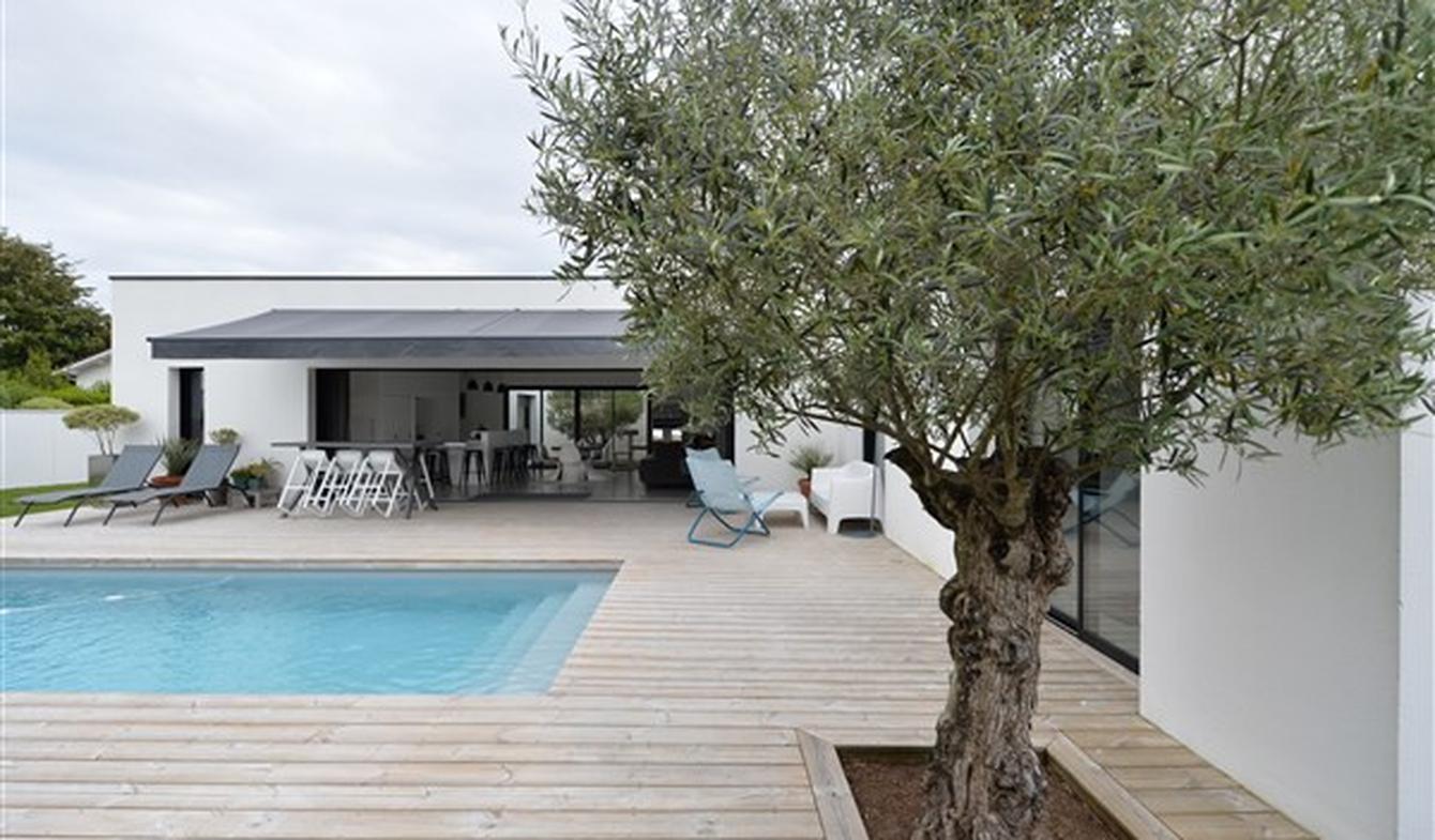 Villa avec piscine et terrasse La Teste-de-Buch