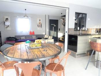 Maison 6 pièces 107,7 m2